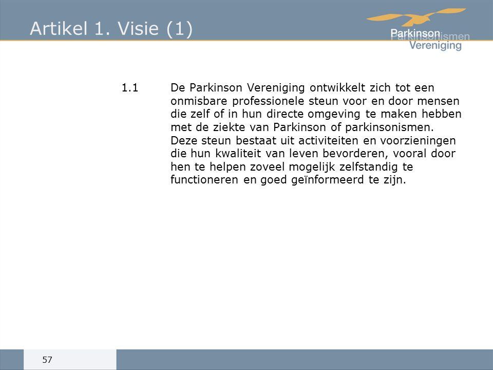 Artikel 1.