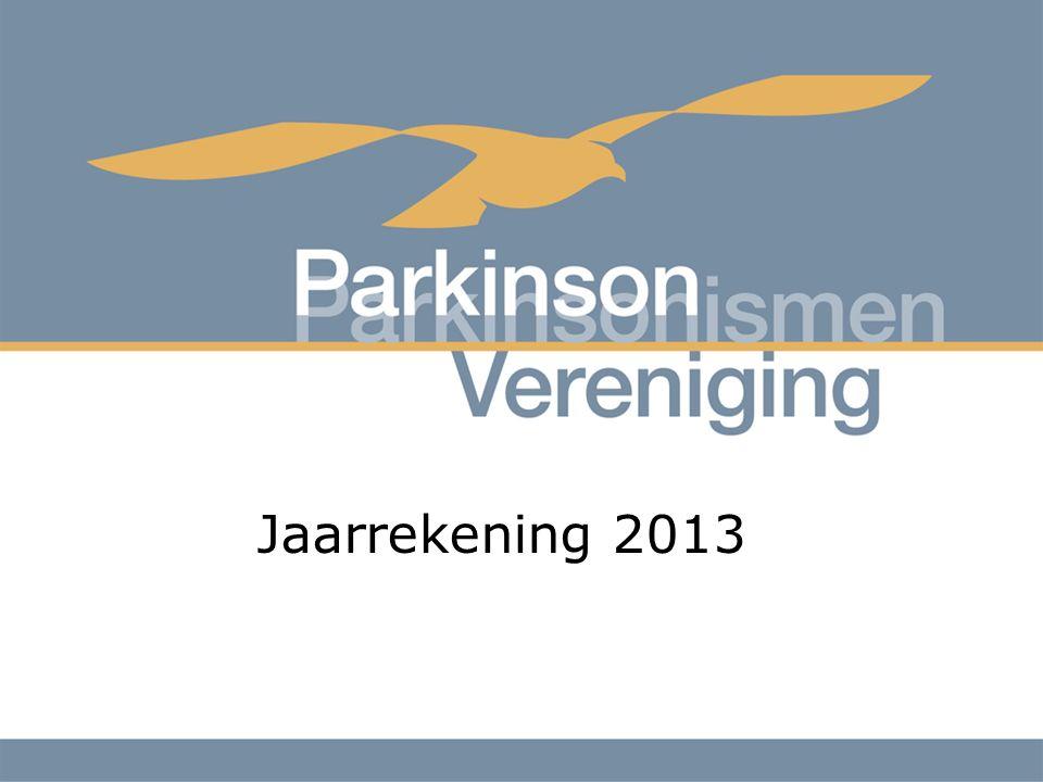 Wijzigingsvoorstellen Voorstel bestuur aan de indiener: Nieuw wijzigingsvoorstel 'Uitgangspunt hierbij is dat de huidige kerntaken van de Parkinson Vereniging (lotgenotencontact, belangenbehartiging, informatievoorziening en zorggerelateerd onderzoek en ontwikkeling van producten geen schade ondervinden als gevolg van de mogelijke uitbreiding van het pakket.' 47