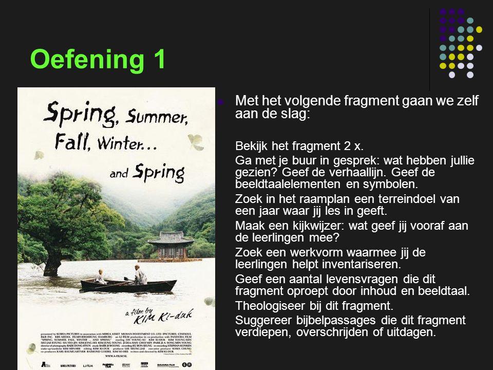 insp-beg RKG Antwerpen Oefening 1 Father and daughter Met het volgende fragment gaan we zelf aan de slag: Bekijk het fragment 2 x.