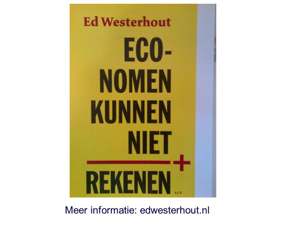 Meer informatie: edwesterhout.nl