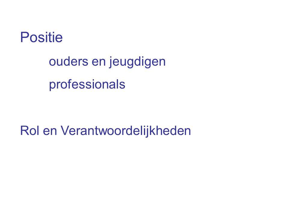 Afgestemde zorg Methodiek in Noord-Holland Noord Gezinsgerichte aanpak Methodiek: 1 Gezin 1 Plan