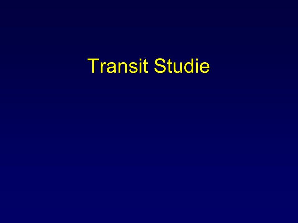 Transit Studie