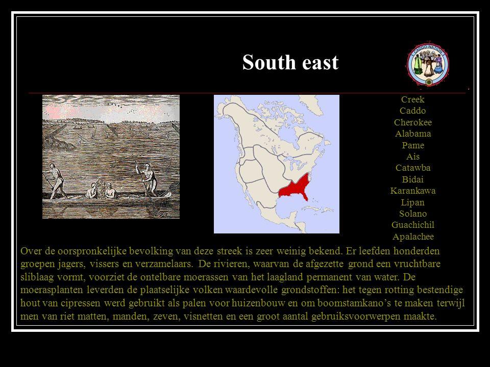 Over de oorspronkelijke bevolking van deze streek is zeer weinig bekend.