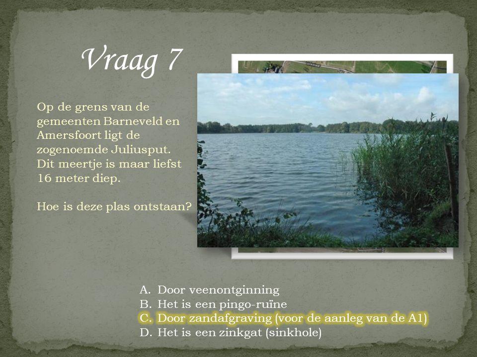 Vraag 6 In welk dorp stond deze pastorie