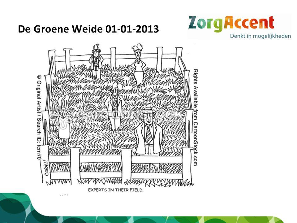 De Groene Weide 01-01-2013