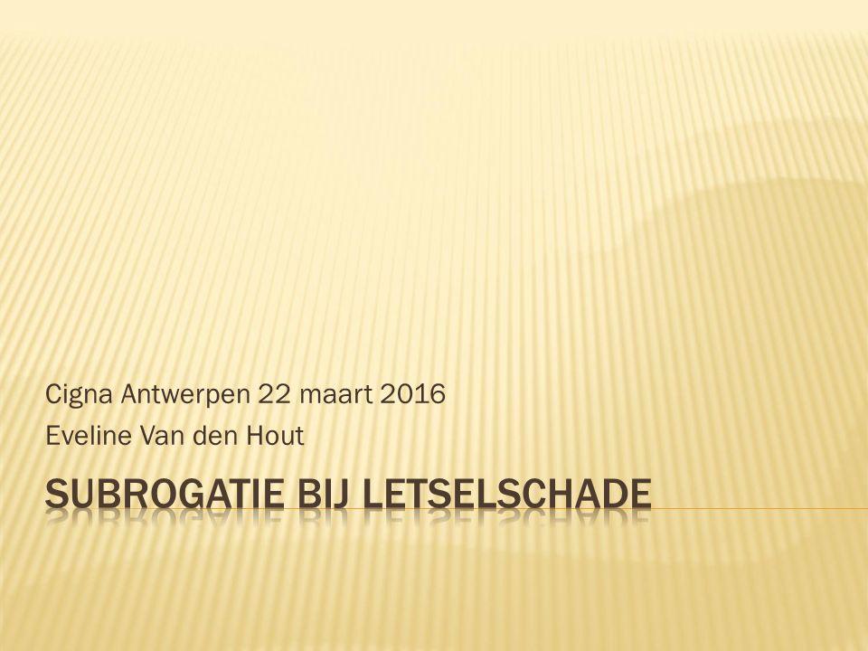 Cigna Antwerpen 22 maart 2016 Eveline Van den Hout