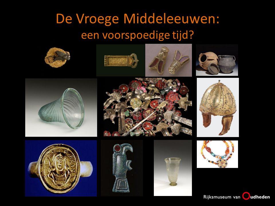De Vroege Middeleeuwen: een voorspoedige tijd?