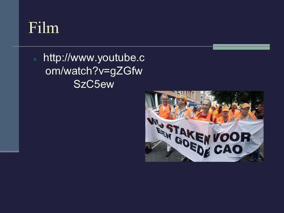 Begrippenlijst Staken: Staken is het laatste redmiddel waarmee werknemers kunnen proberen iets te bereiken Collectieve Arbeids Overeenkomst: Een stand