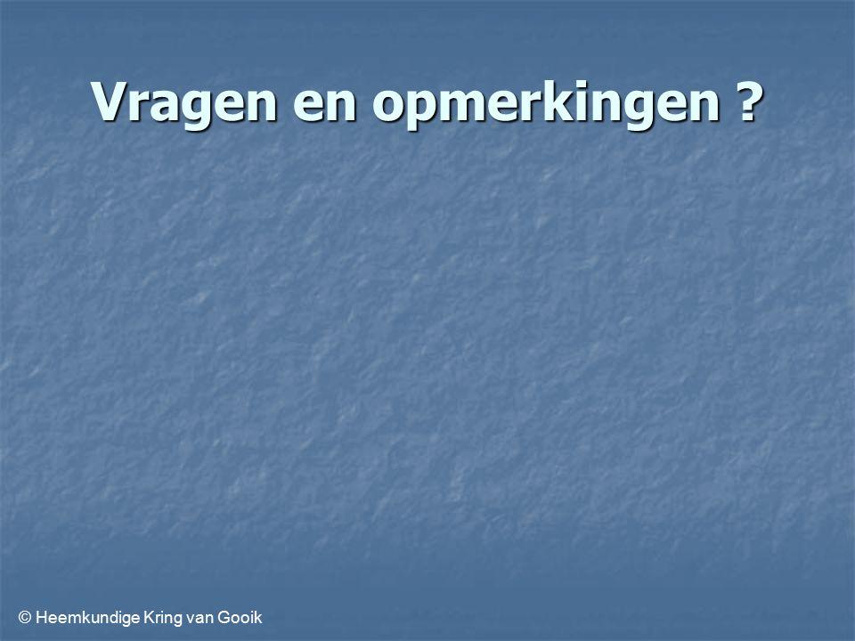 © Heemkundige Kring van Gooik Vragen en opmerkingen