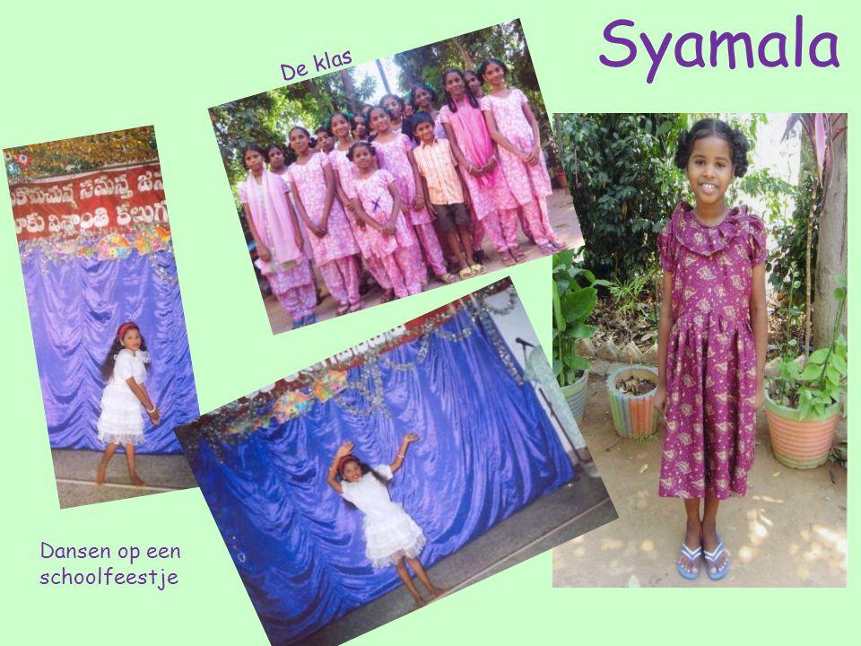 Dansen op een schoolfeestje De klas Syamala