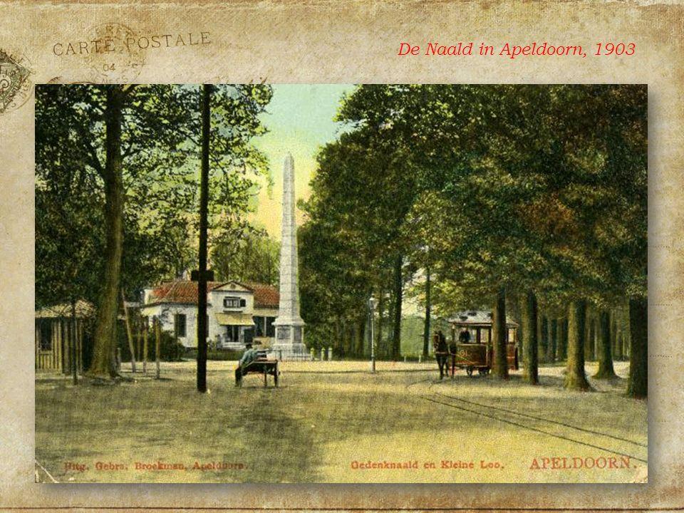 De Naald in Apeldoorn, 1903