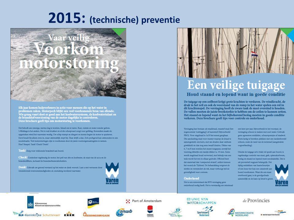 2015: (technische) preventie