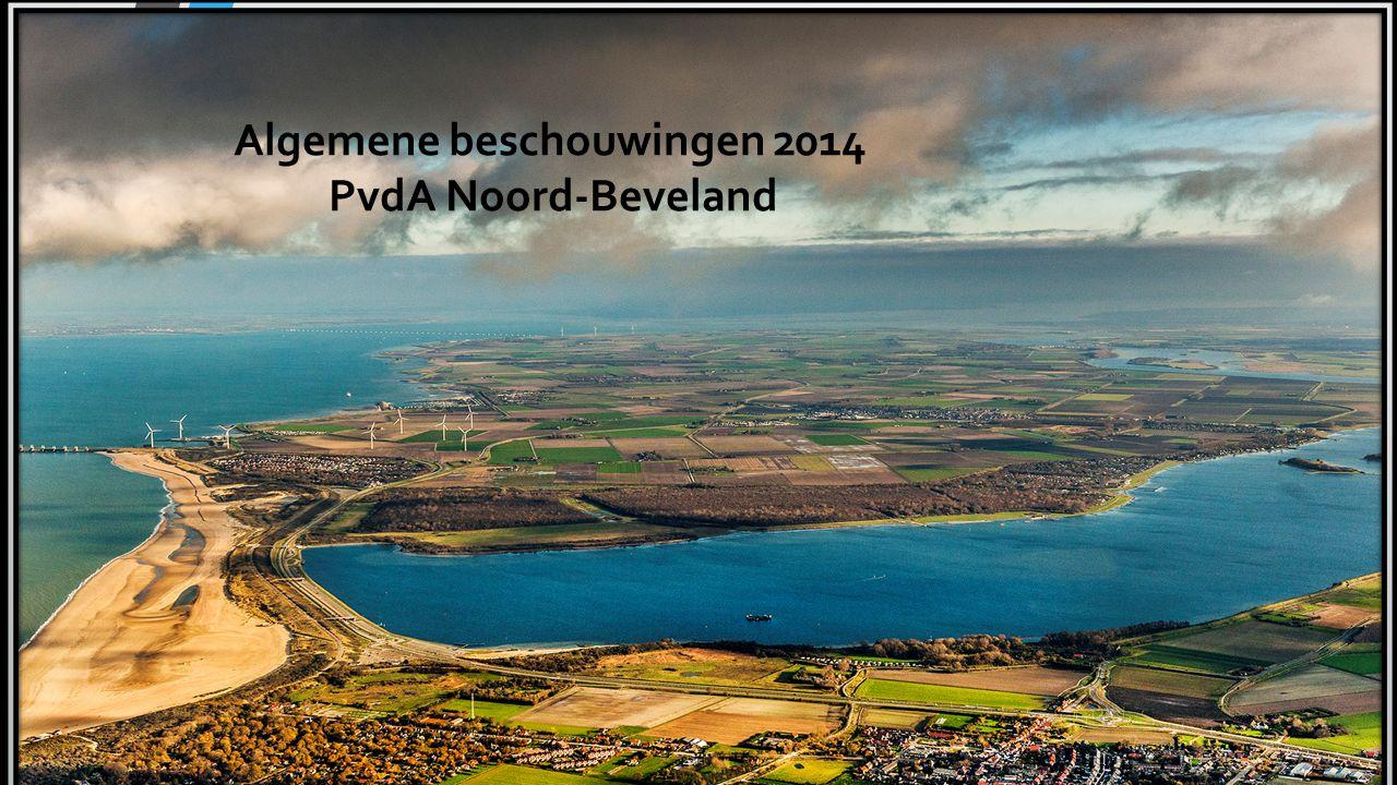 Algemene beschouwingen 2014 PvdA Noord-Beveland