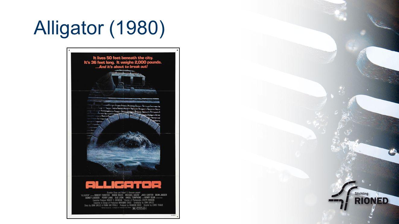 Alligator (1980)