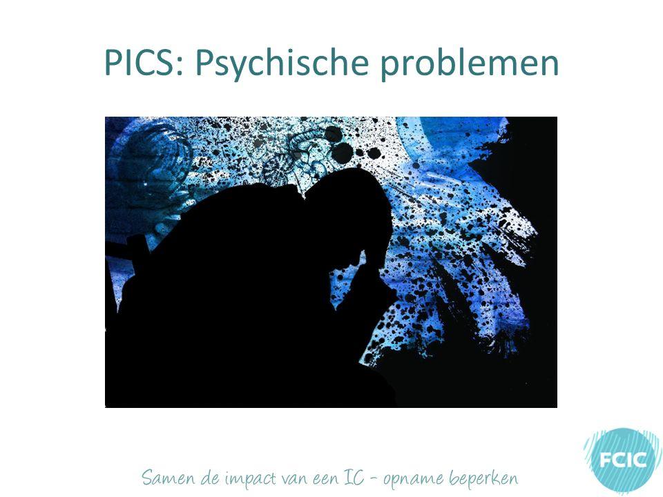 PICS: Psychische problemen
