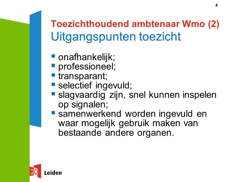 15 Beschermd Wonen (4) De gemeente heeft bovenstaand voorstel gedaan met mogelijkheden voor langere en korte trajecten.