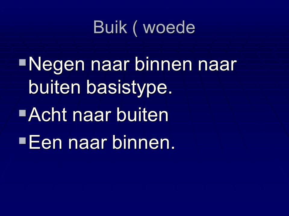 Buik Hoofd en Hart Buik Hoofd en Hart  Buik:  Doen actie zichzelfvergetende typen.