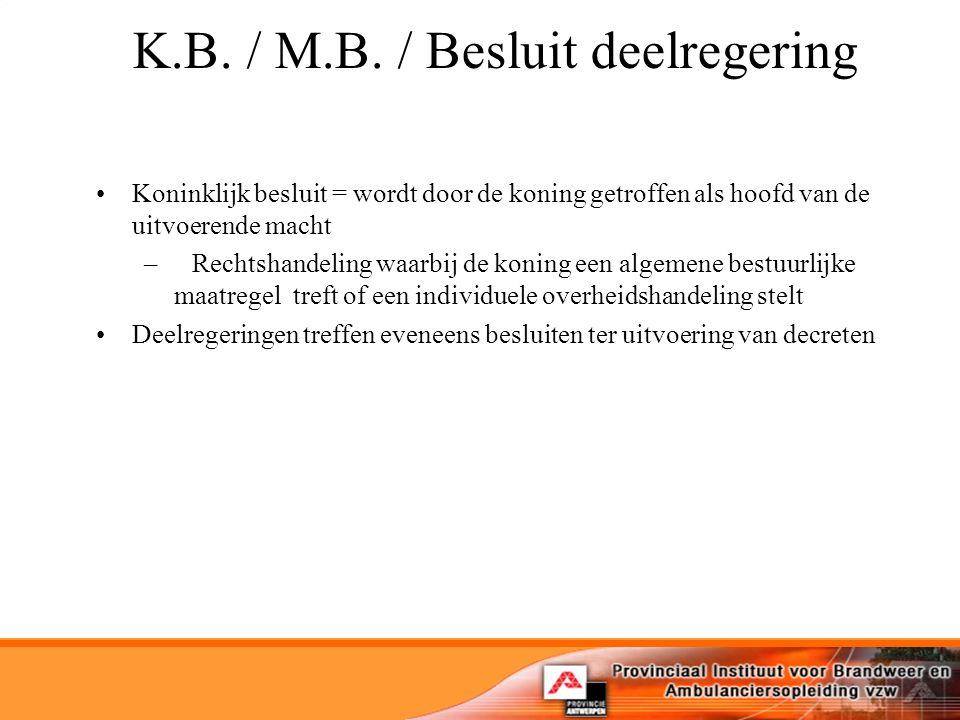K.B./ M.B.