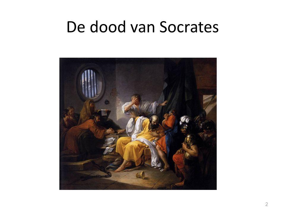 De dood van Socrates 2