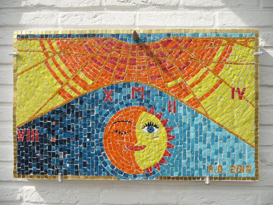 Samen komen we er wel! 21 mei 2014 beta mozaiek in drie dimensies 34