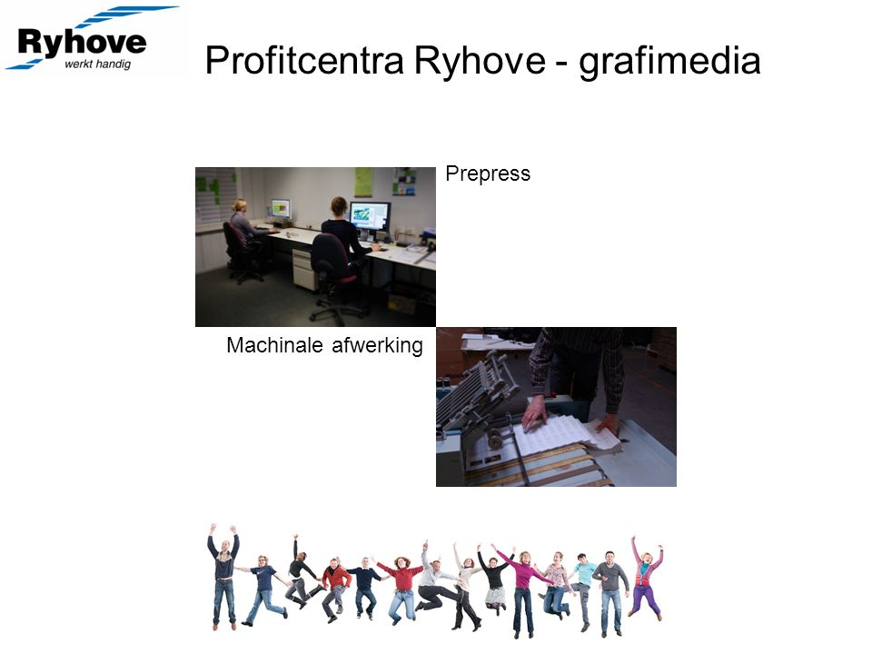 Profitcentra Ryhove - grafimedia Prepress Machinale afwerking