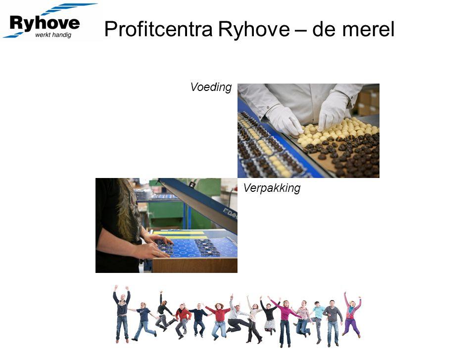 Profitcentra Ryhove – de merel Voeding Verpakking