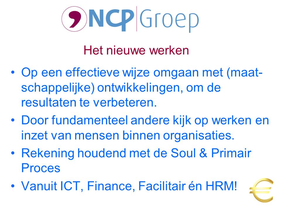 I'm not a resource I'm a human being Nieuw HRM