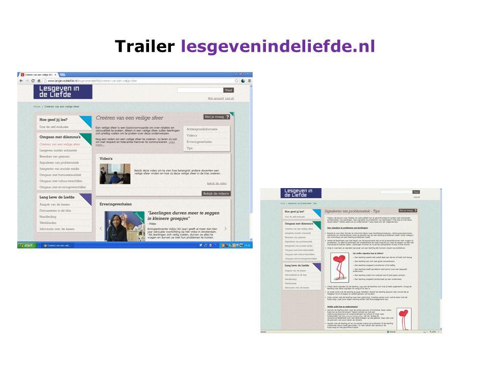 Trailer lesgevenindeliefde.nl