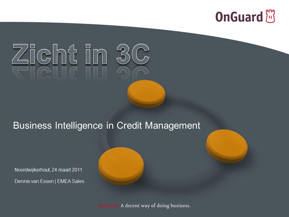 BI in Credit Management Wat is het.Hoe werkt het.