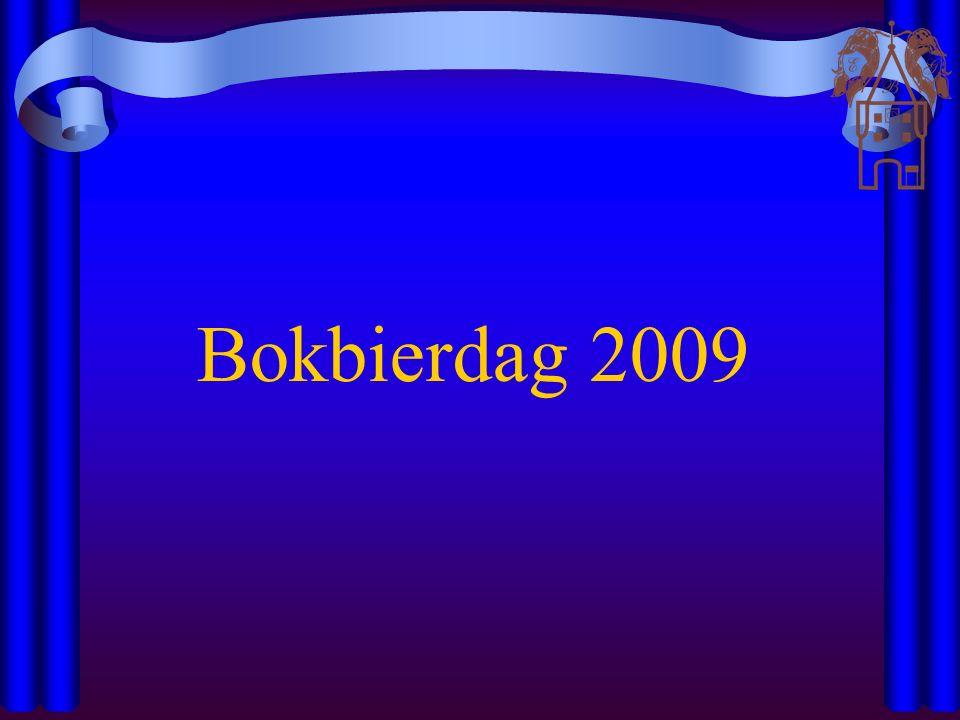 Bokbierdag 2009