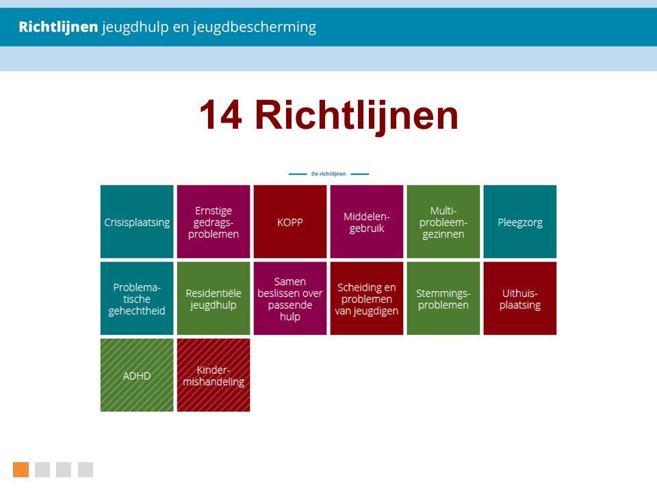 14 Richtlijnen