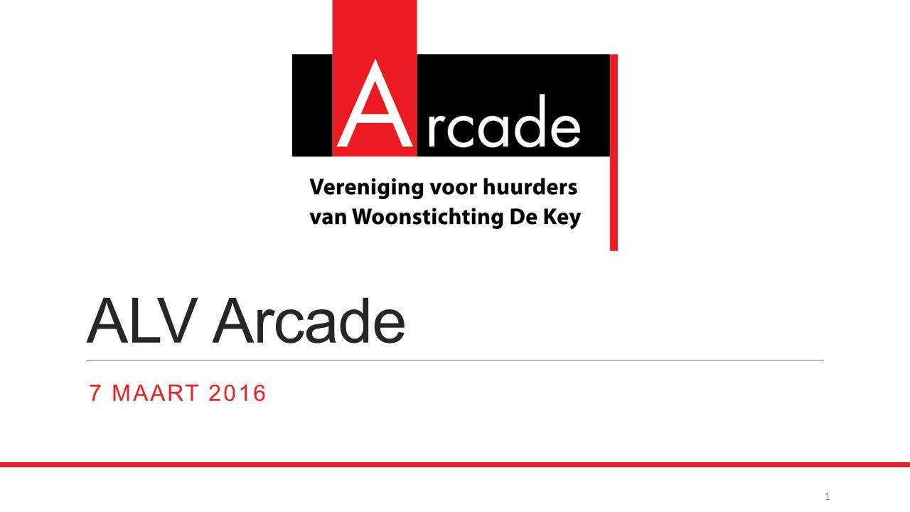 ALV Arcade 7 MAART 2016 1
