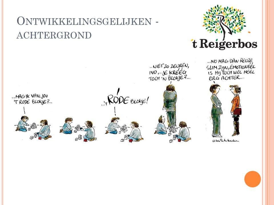 O NTWIKKELINGSGELIJKEN - ACHTERGROND