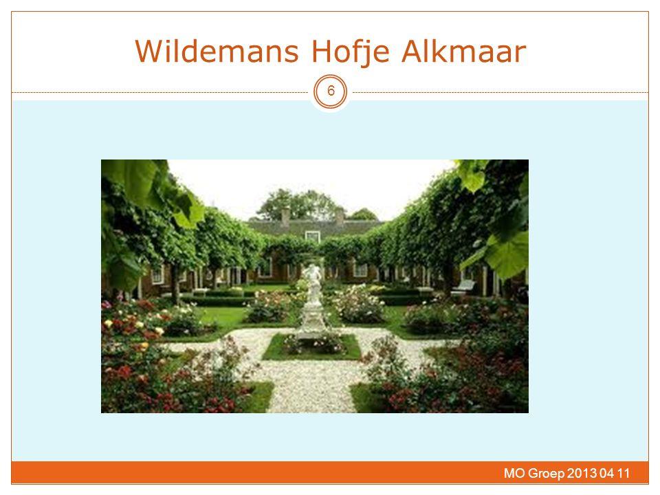 Wildemans Hofje Alkmaar MO Groep 2013 04 11 6