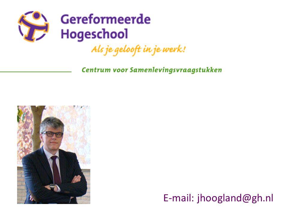 E-mail: jhoogland@gh.nl