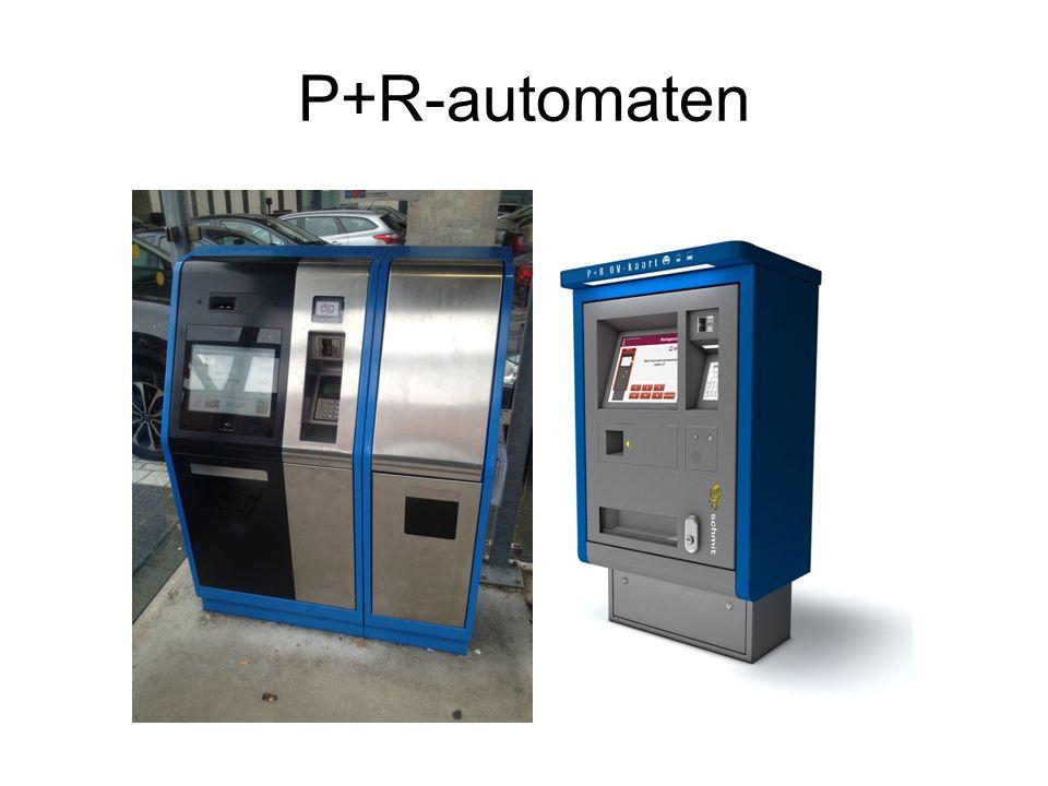 P+R-automaten