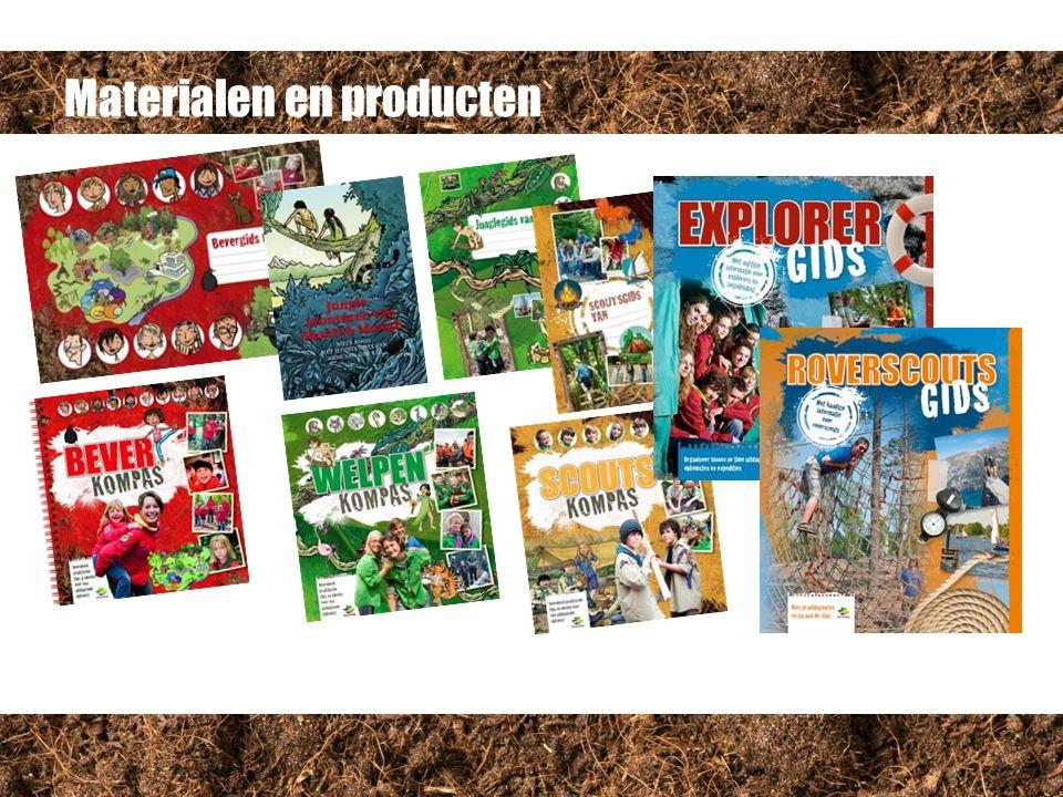 Materialen en producten