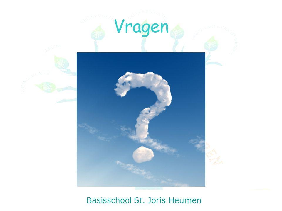 Basisschool St. Joris Heumen Vragen
