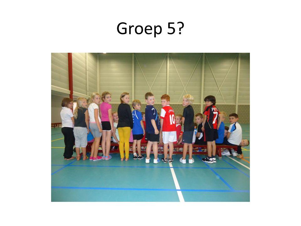 Groep 5!
