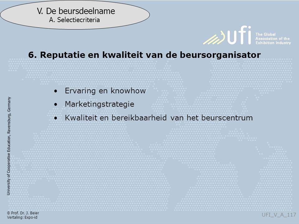 University of Cooperative Education, Ravensburg, Germany UFI_V_A_117 V.