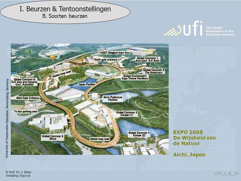 University of Cooperative Education, Ravensburg, Germany UFI_I_B_16 I.