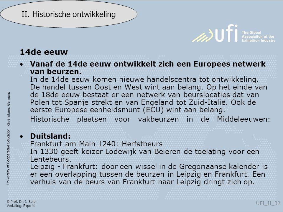 University of Cooperative Education, Ravensburg, Germany UFI_II_32 II.