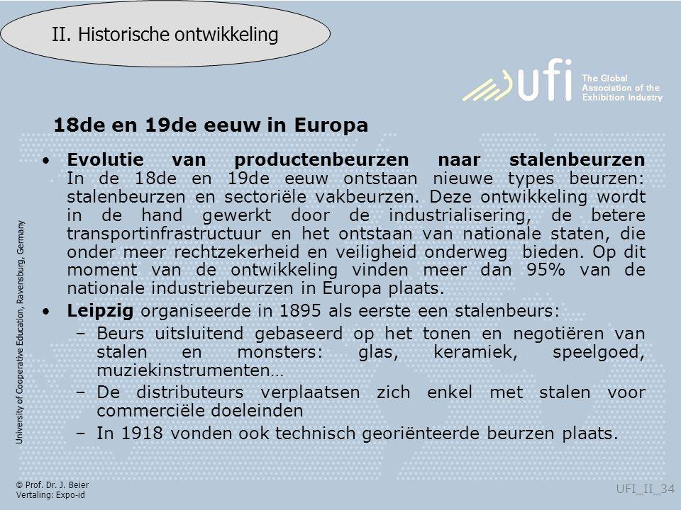 University of Cooperative Education, Ravensburg, Germany UFI_II_34 II.