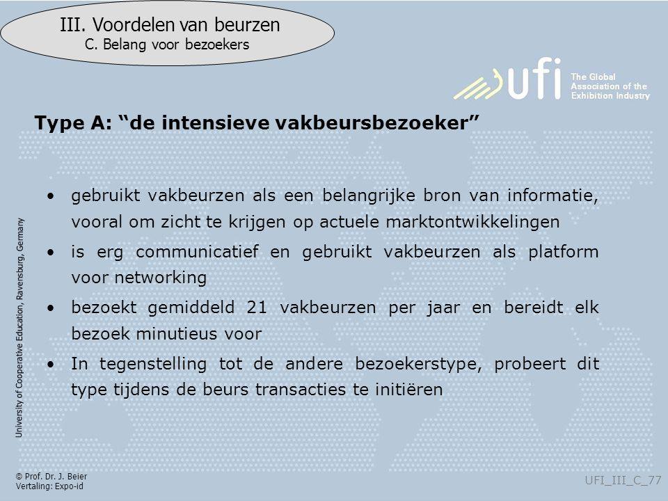 University of Cooperative Education, Ravensburg, Germany UFI_III_C_77 III.