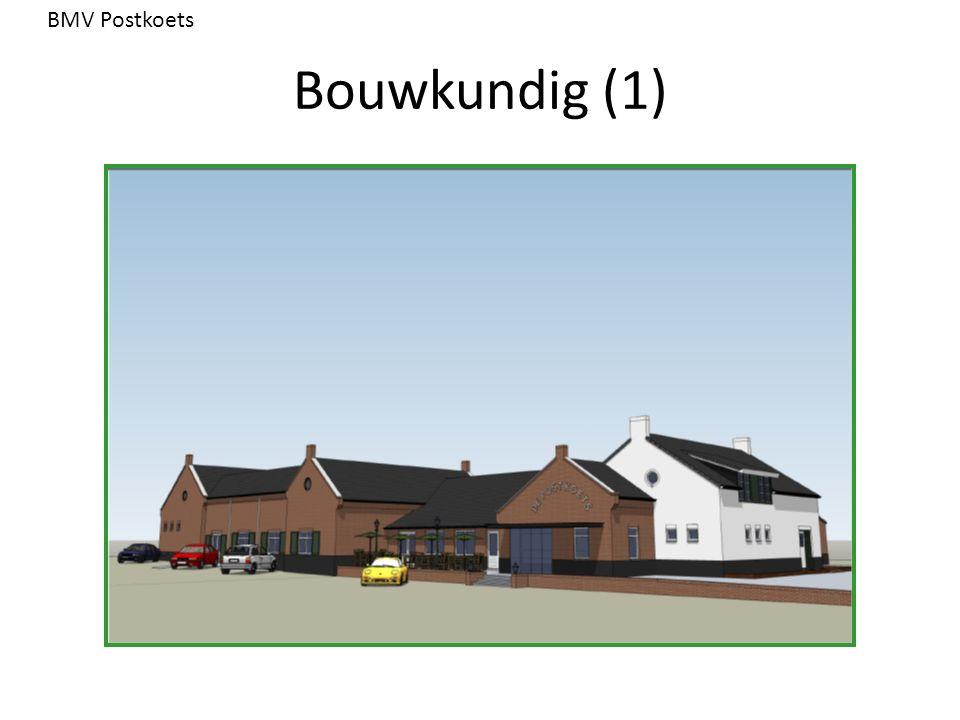 Bouwkundig (1) BMV Postkoets