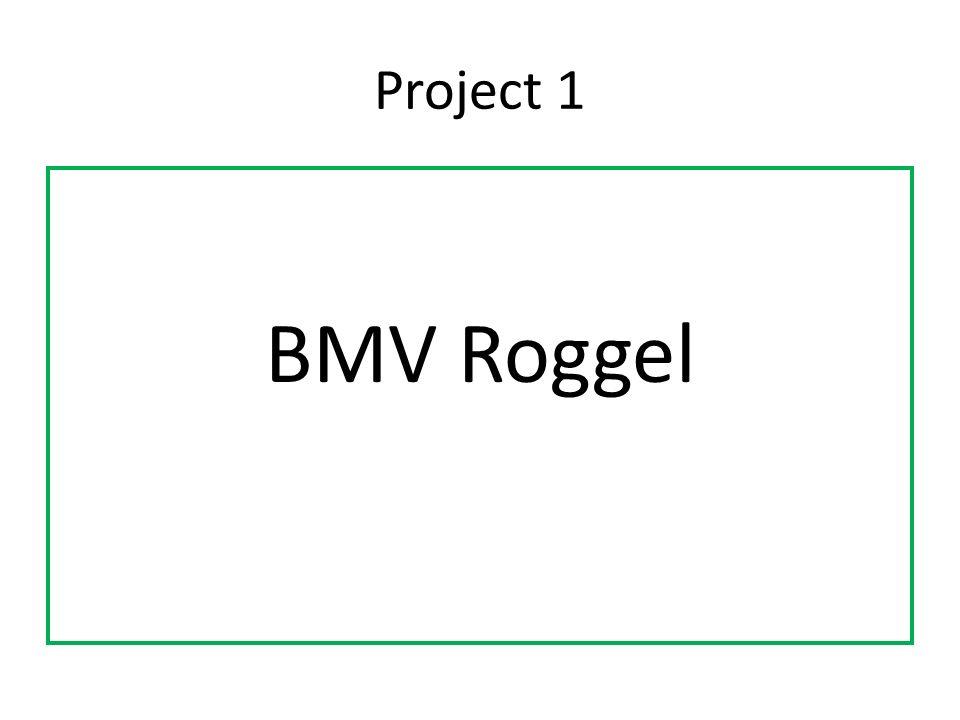 Project 2 BMV Heythuysen