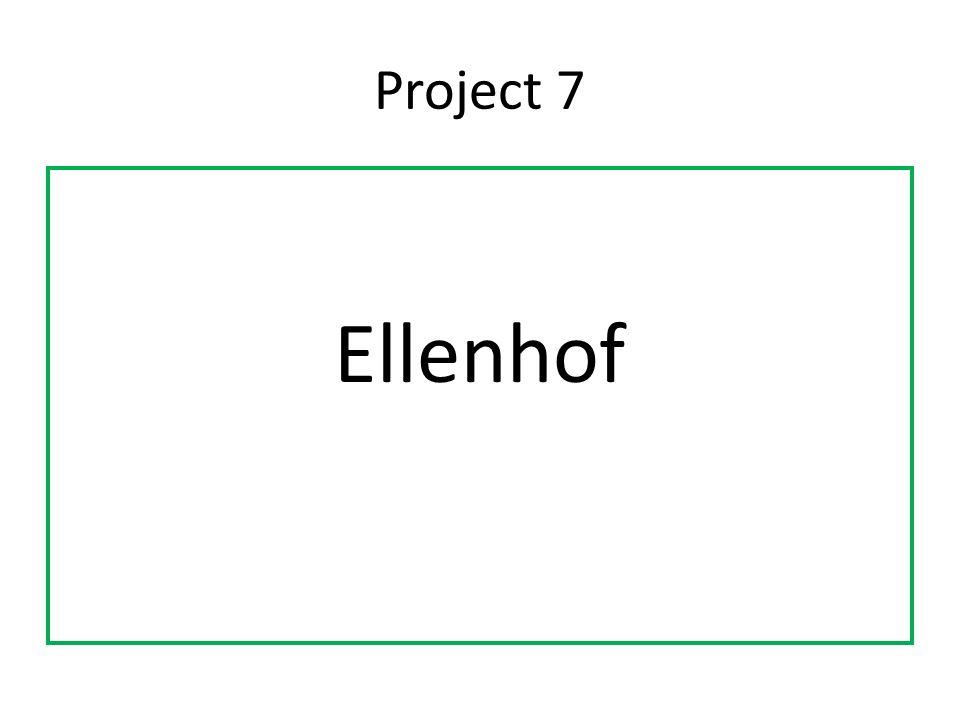 Project 7 Ellenhof