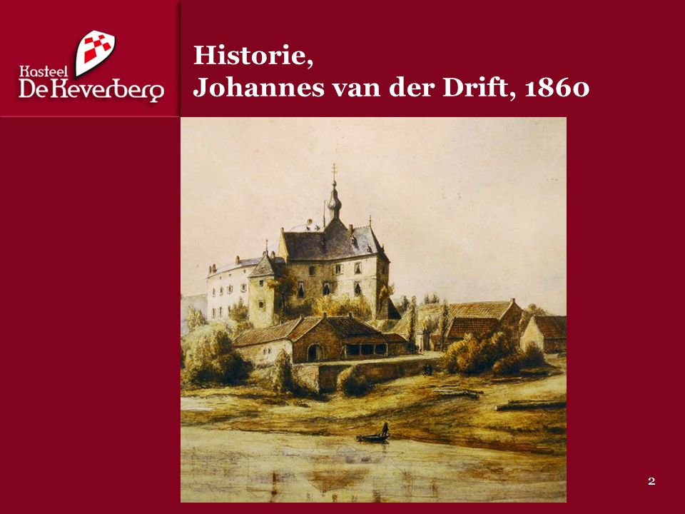 Historie, Johannes van der Drift, 1860 2