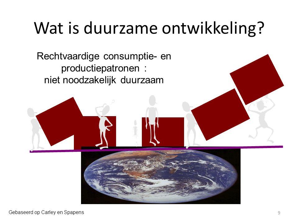 Nieuwe theoretische kaders Ecologische economie Nieuwe welzijnstheorie