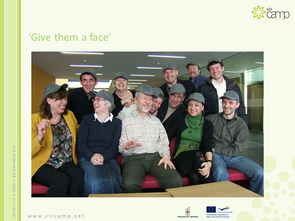 Uitgangspunten: Doelgroep is 3e jaars BA students en professionals Programma volledig via het internet Onderwijs en communicatie in het engels Onderwijs via een LMS platform Docenten uit heel Europa Max 75 studenten uit heel Europa